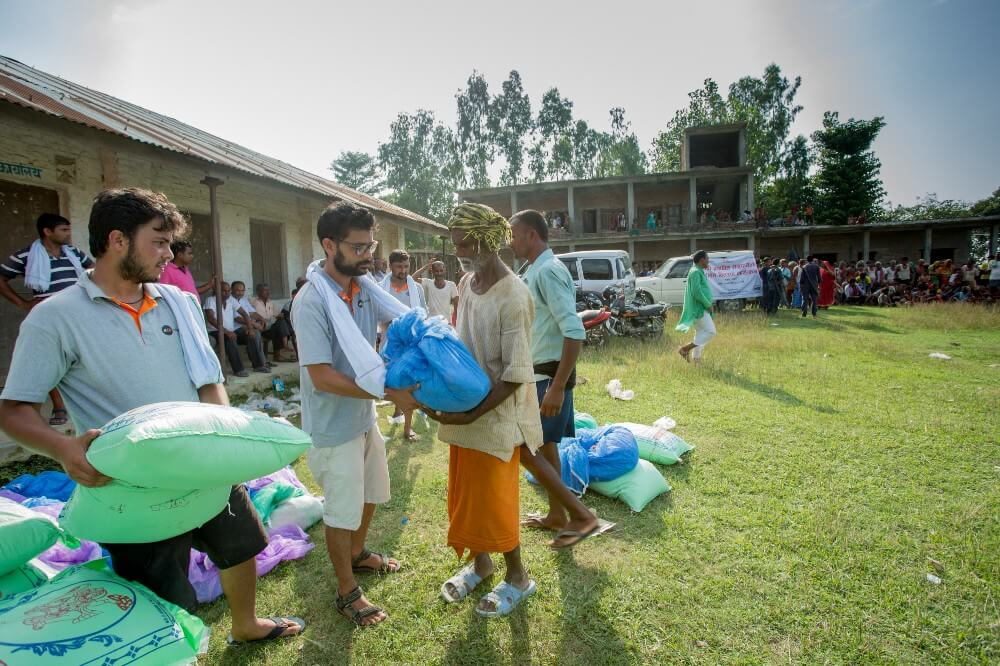 The Rautahat Relief
