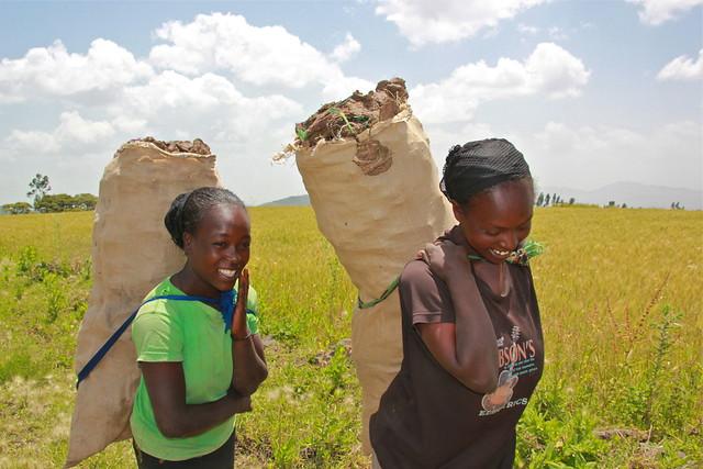 Empowering Rural Women in Ethiopia