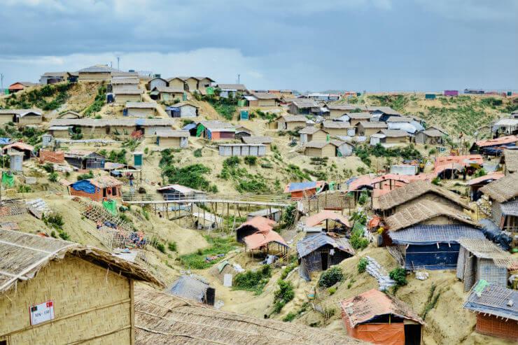 Commemorating One Year Rohingya Crisis