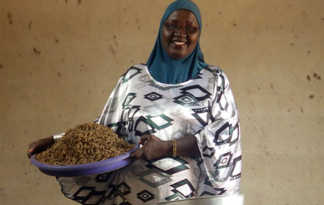 Grow the Farmer. Feed the Planet: Meet Amély Fanta Diallo