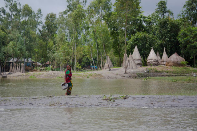 A Silent Disaster and the Forgotten People