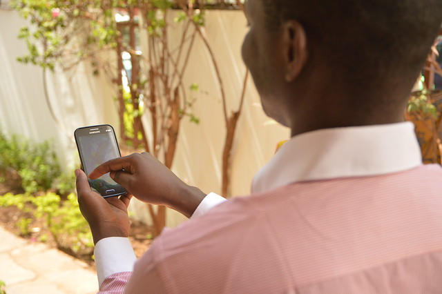 Farmers Perform Better with ICT