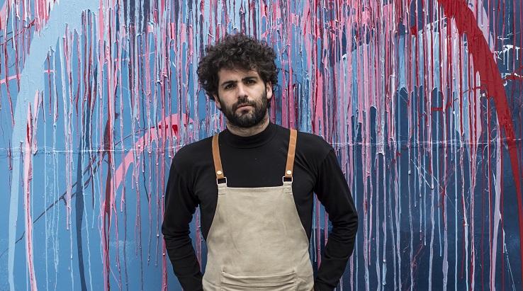 Chefs Nicolás López and Joris Bijdendijk Cook for Gastronomic Schools Manq'a