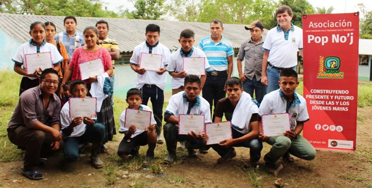 Indigenous Youth from Guatemala Complete Agricultural Training