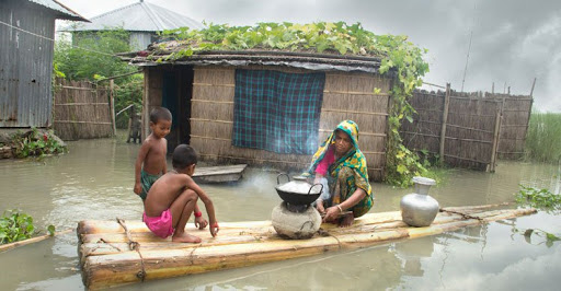 ICCO and KiA Support Vulnerable Households as Monsoon Floods Hit Bangladesh and Nepal