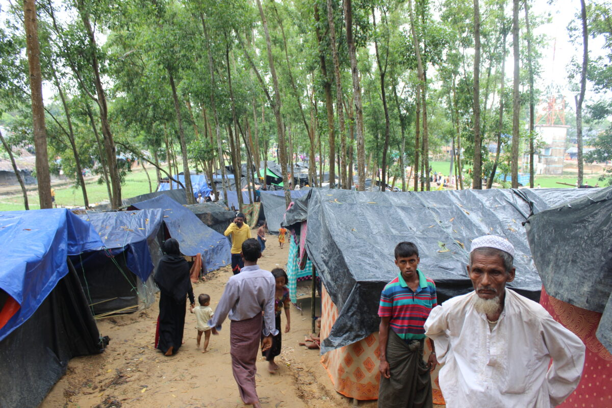 Rohingya Refugee Crisis – A Test of Our Humanity