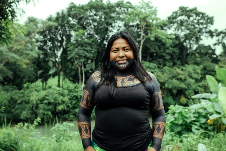 Pictures of panama women
