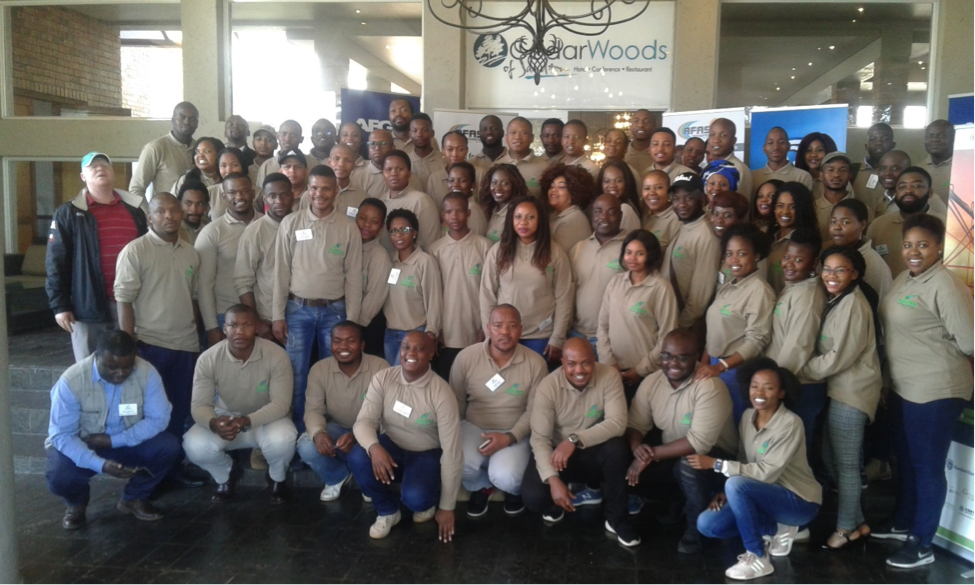 South Africa: Young Farmers Engagement in Climate Smart Agriculture