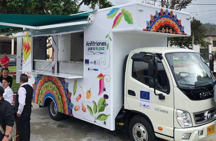 First Mobile Schools of Tourism, Gastronomy & Hospitality opened in Colombia