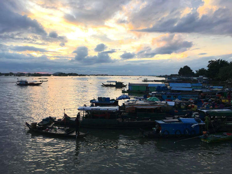 EU Visits Project Sustainable and Inclusive Fisheries and Livelihoods in Cambodia