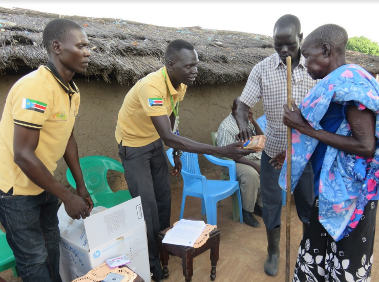 The Advantages of Cash Transfers in South Sudan