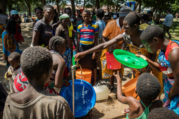 Cyclone Idai Hits Mozambique, Zimbabwe and Malawi