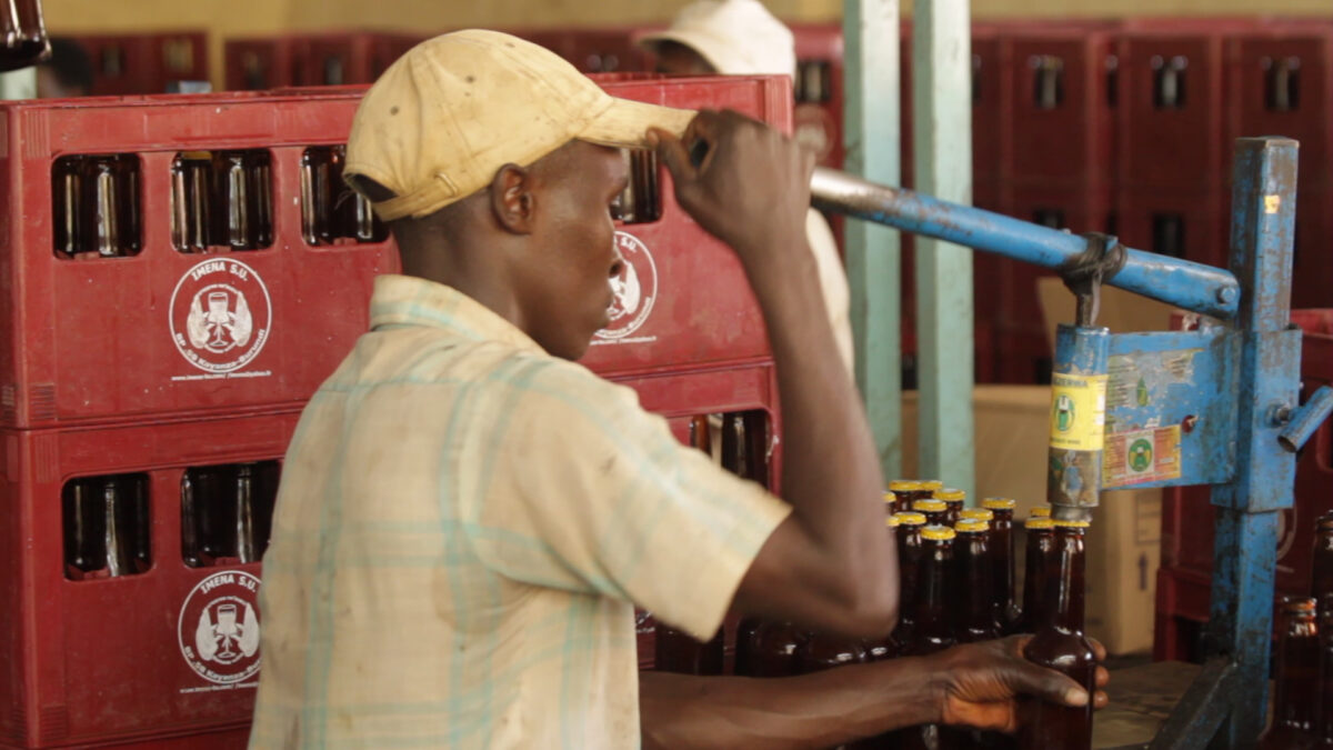 Banana wine: A new look and feel in Bujumbura supermarkets