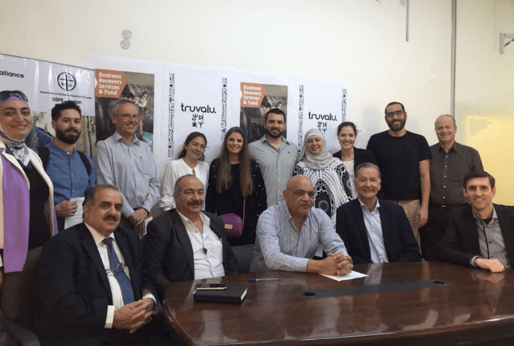 Helping Jordanians and Refugees to Start Their Business