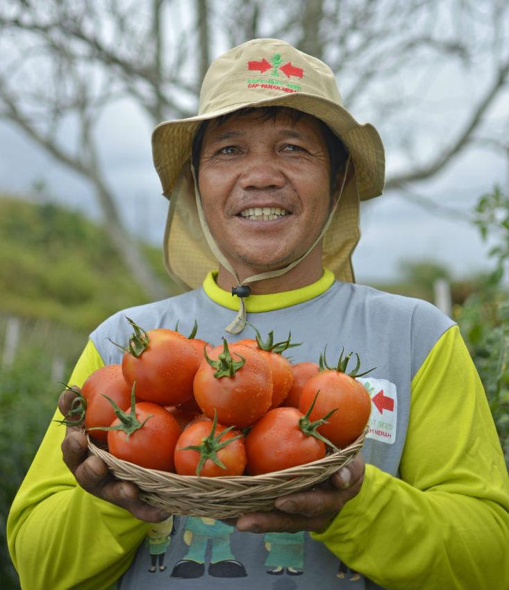 Geodata Empower Farmers