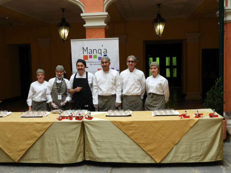 Colombian Rural Peace 1: Cooking Schools for Youth