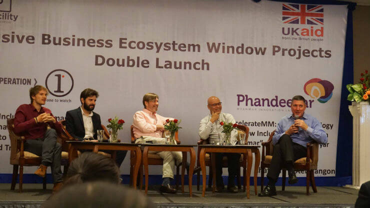 Improving the Start-Up Ecosystem for Inclusive Businesses in Myanmar