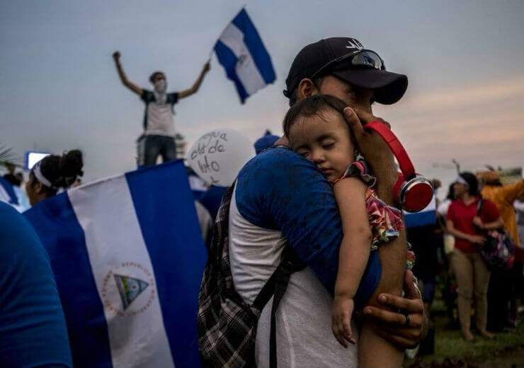 Call for Peace and for All Repression to End in Nicaragua