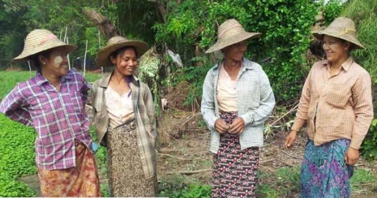 International Women's Day | 5 Questions to ICCO's Country Director in Myanmar