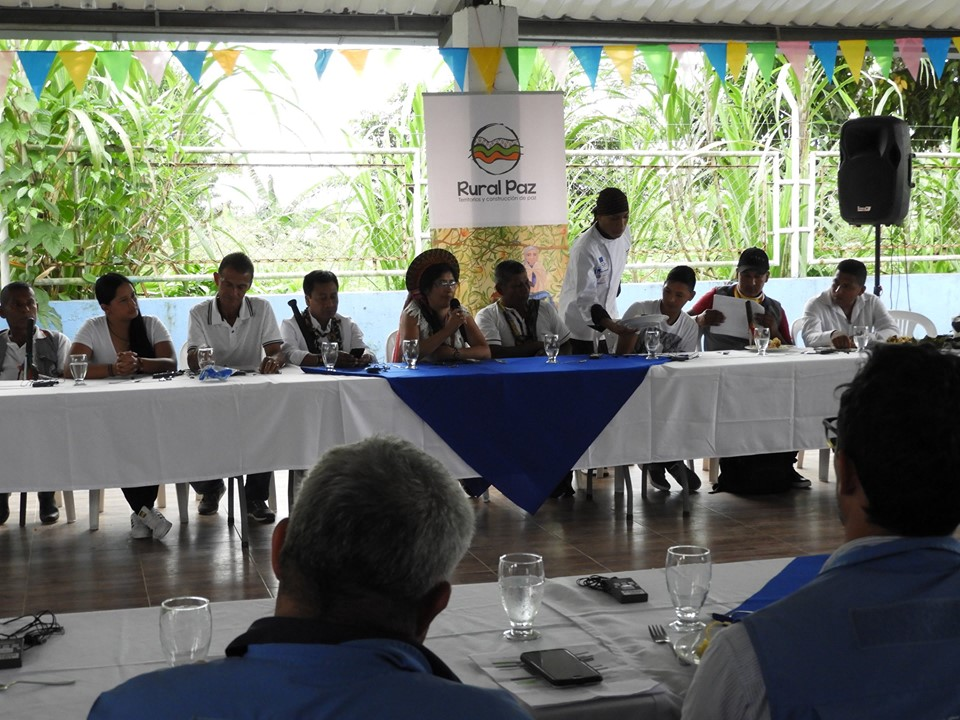 Seventeen Dutch Parliamentarians Visited the Project Rural Paz in Colombia