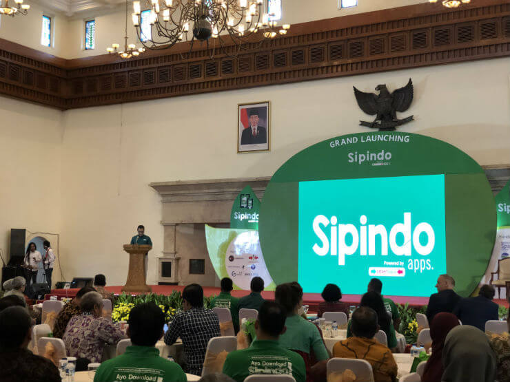 Grand Launching of SIPINDO App Powered by SMARTseeds