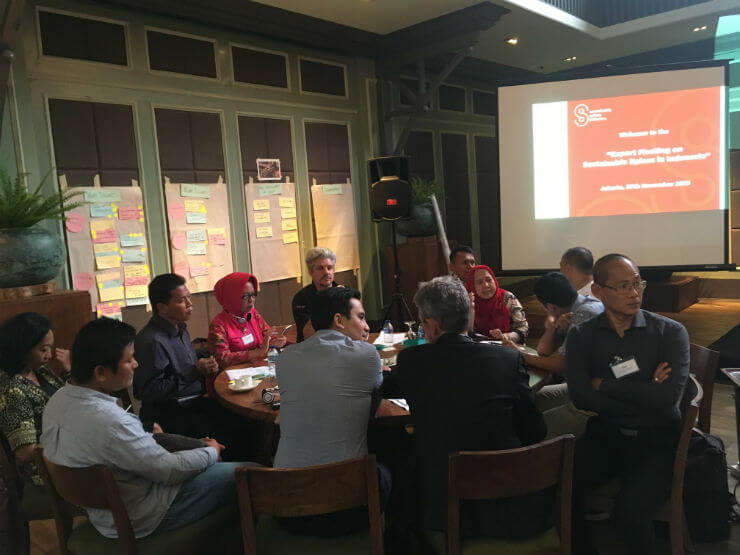 Towards a Sustainable Spices Initiative Platform in Indonesia