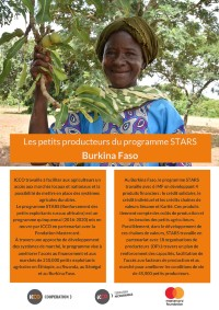 report Burkina Faso stars