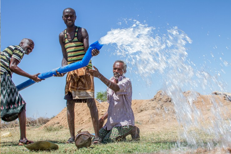 Innovation4Resilience Event: Game Changers that Build Resilience in Ethiopia