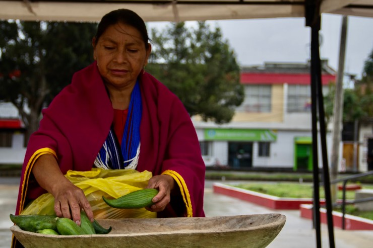 Offering Perspectives in Post Conflict Rural Colombia