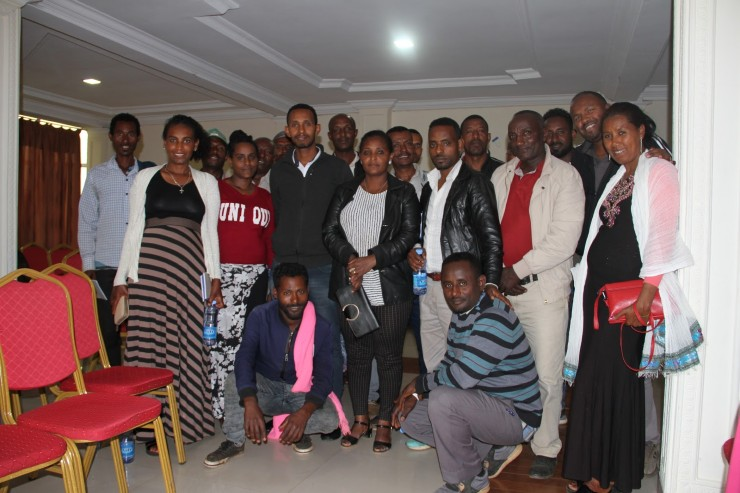 Establishing Dairy and Fattening Business Platforms in Ethiopia