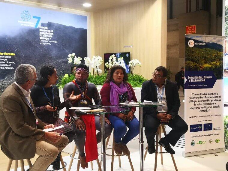 ICCO Participates In COP25