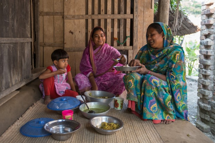 Nutrition Sensitive Approaches to Combat Malnutrition