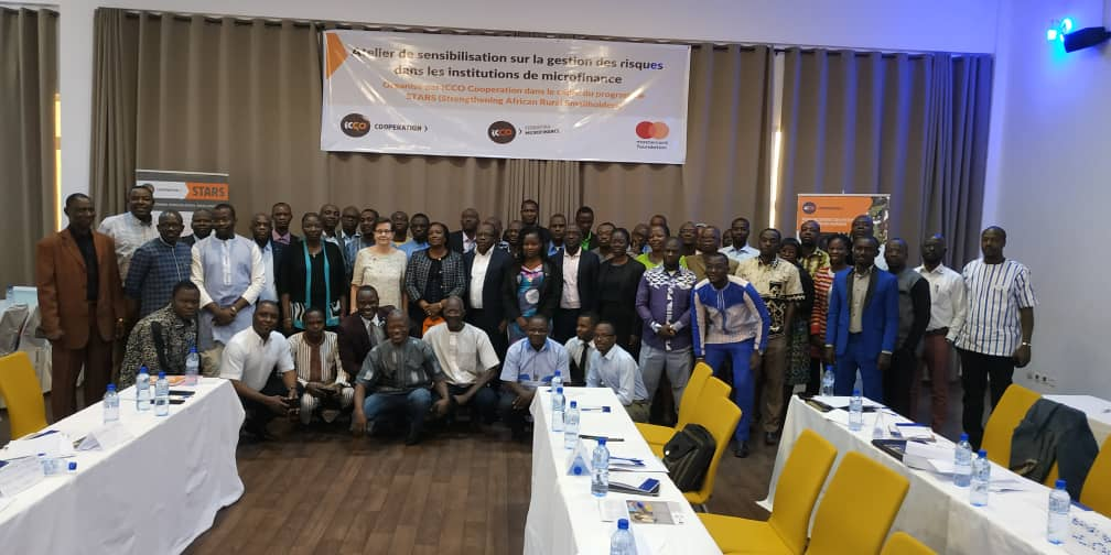 Risk Management Conference in Ouagadougou, Burkina Faso