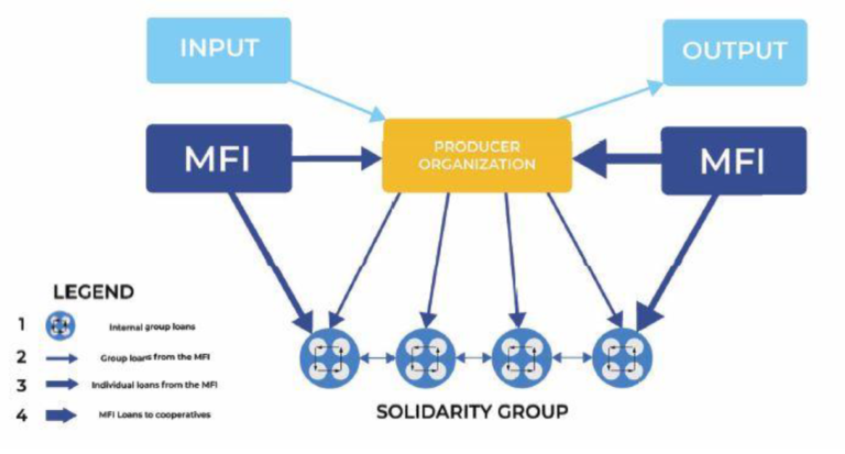 MFI-Stakeholder Relationship Model