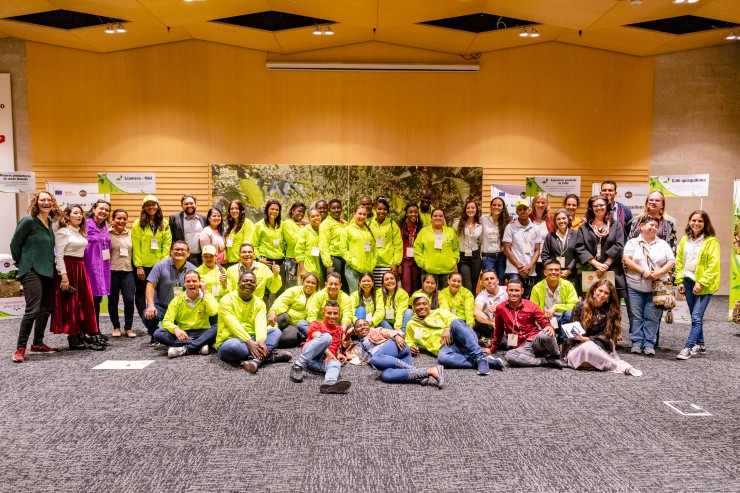 Rural Youth Entrepreneurship Boosts Colombian Countryside