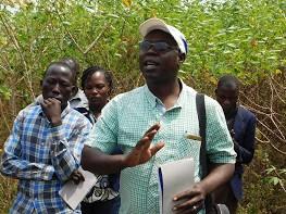 moses okwonga-high flyers Uganda
