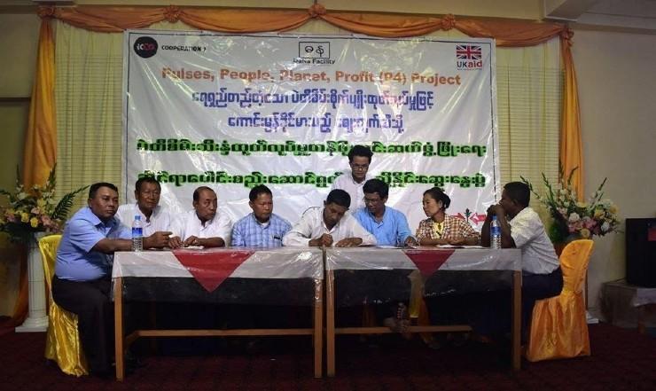 Regional Exchange of Seasonal Women Laborers