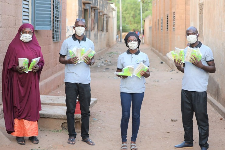 hygiene kids to fight against spread covid-19 mali-2