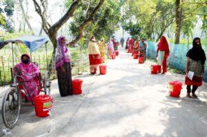 Hygiene Material Distribution (1)