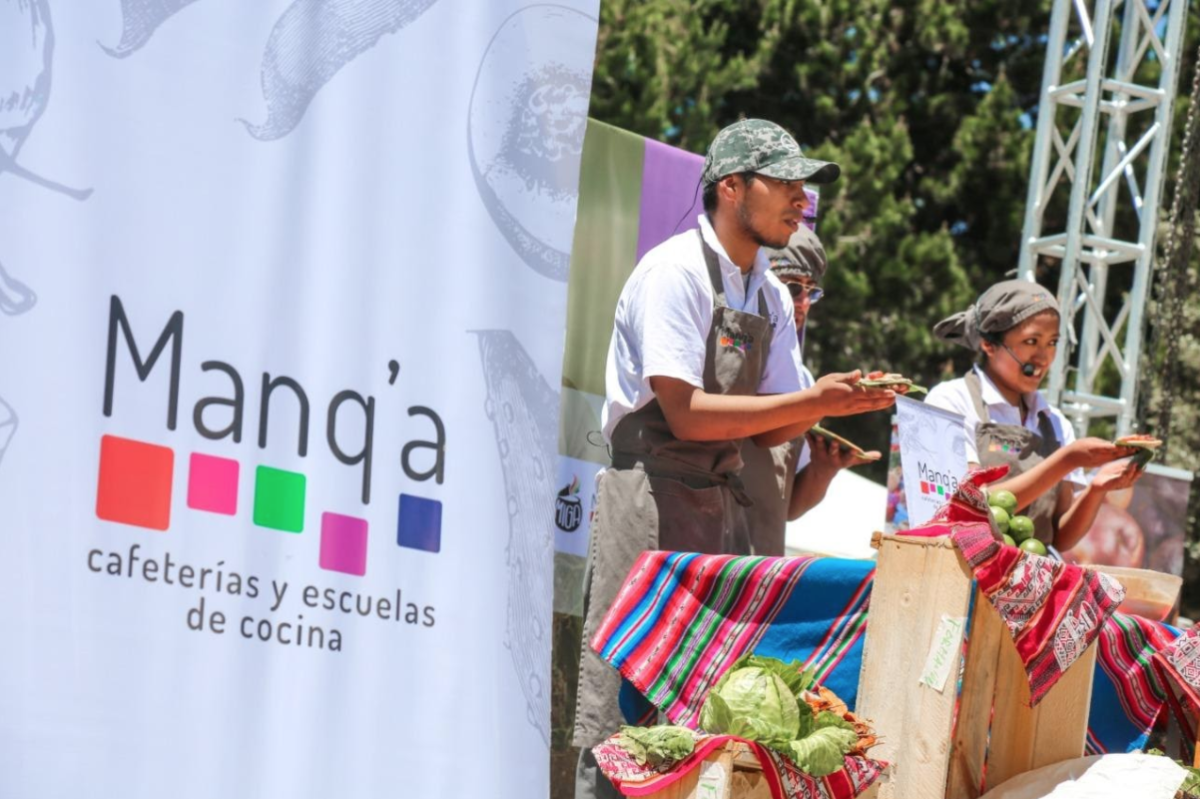 Manq'a Students Launch Radio Show