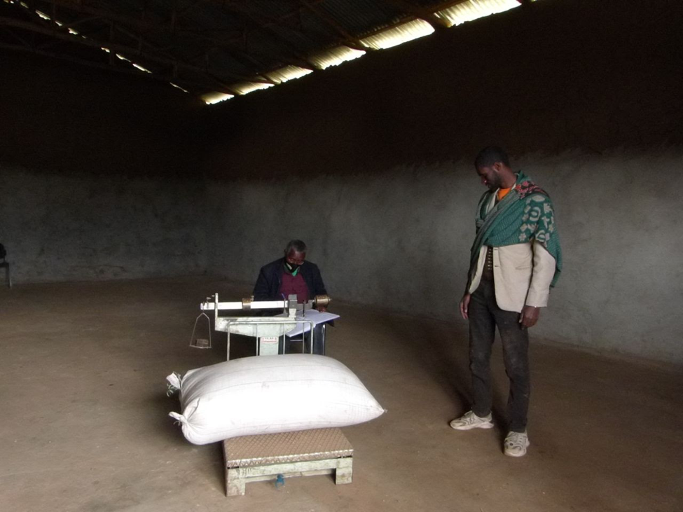 Providing better access to inputs and finance through warehouse rehabilitation in Ethiopia