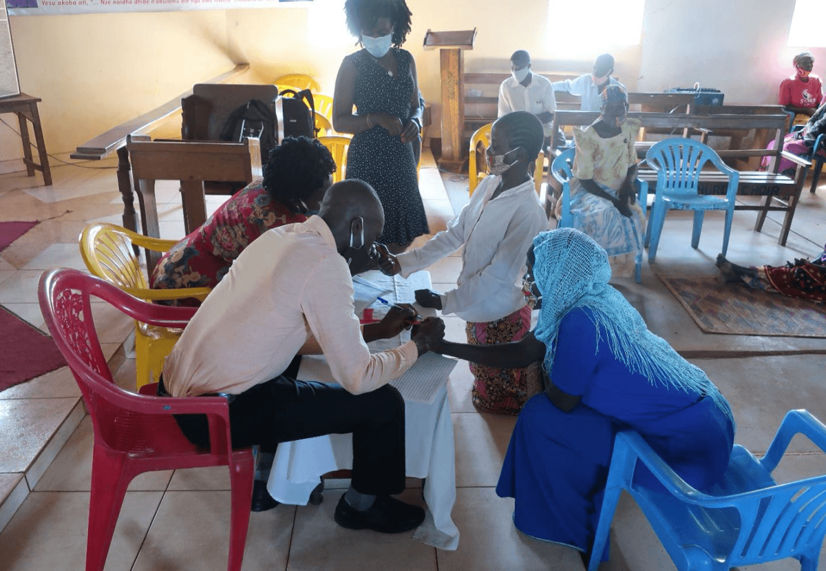 Inclusive Cash Transfers in Uganda During a Pandemic