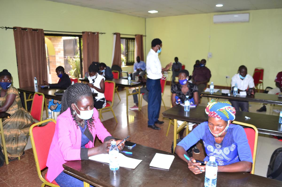 Skilling Ugandan Farmers to Overcome Systemic Constraints Using Digital Technology