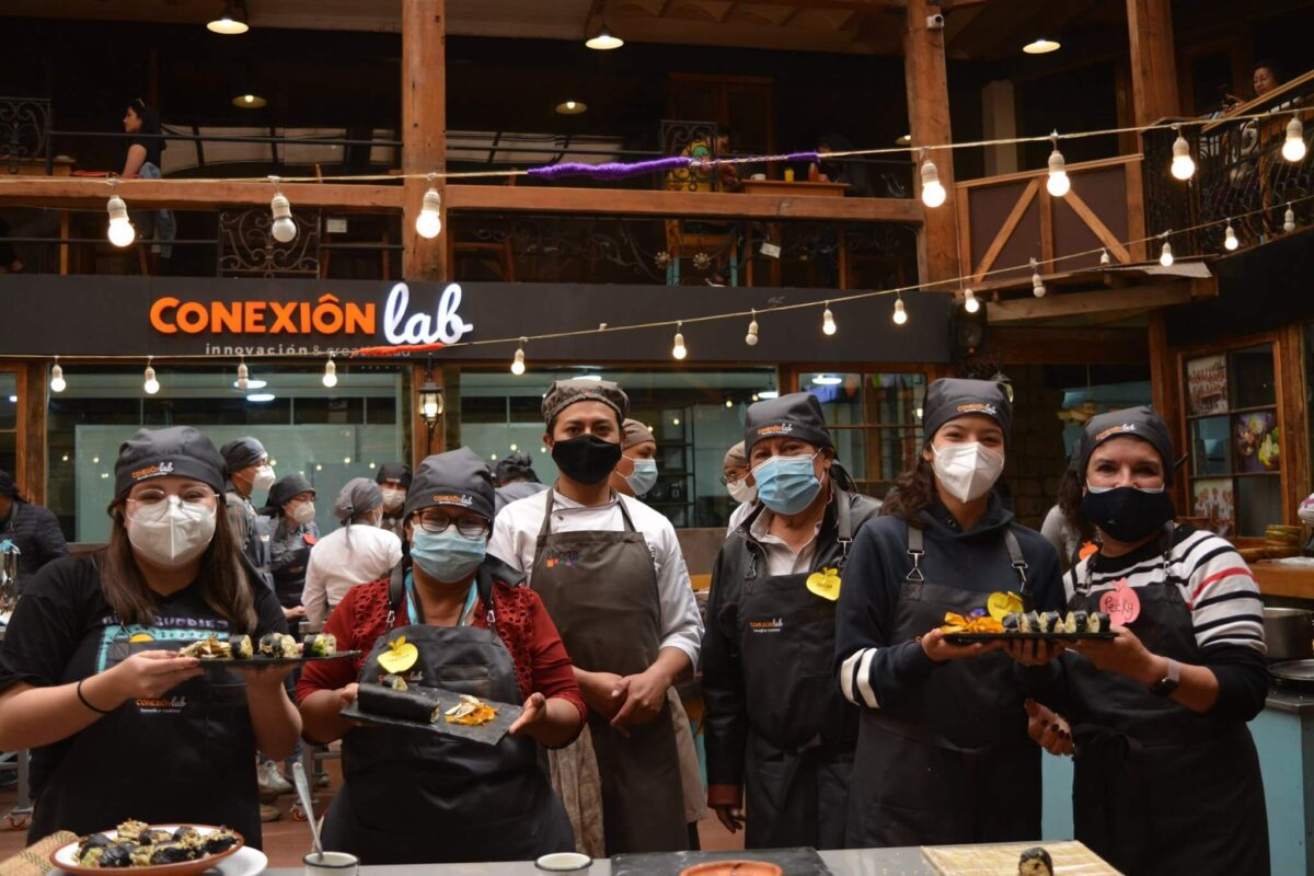 New Spaces to Promote Gastronomy in Bolivia