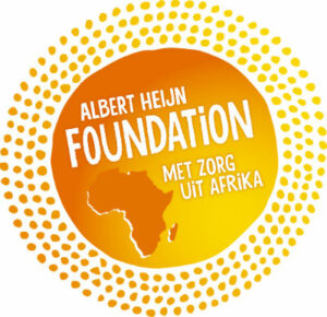 Logo Albert Heijn Foundation