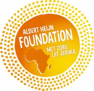Logo Albert Heijn Foundation