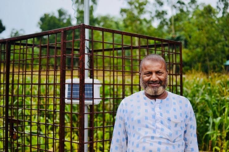 Betrek kleine boeren in Afrika en Azië bij klimaatbestendige landbouw