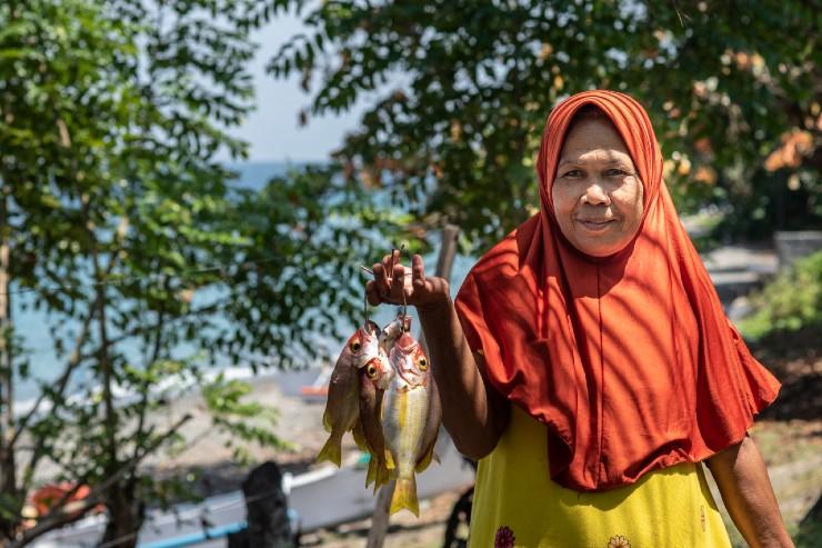 Hulp Sulawesi met Giro555-geld verschoven van noodhulp naar wederopbouw