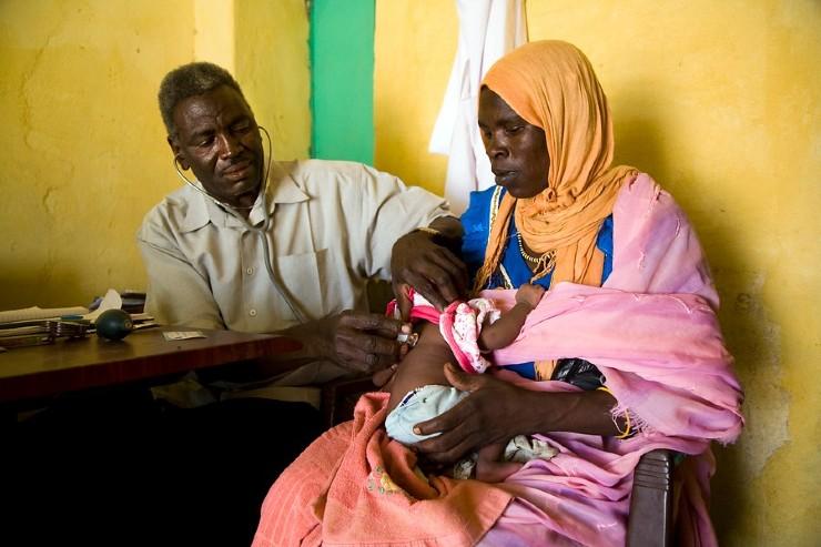 Dutch Relief Alliance biedt hulp in Sudan