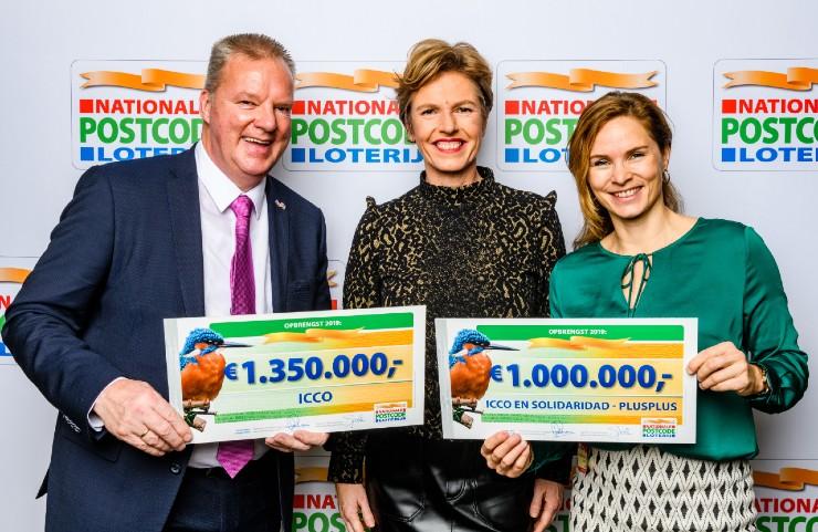 Ruim 376 miljoen euro van Postcode Loterij voor een betere wereld